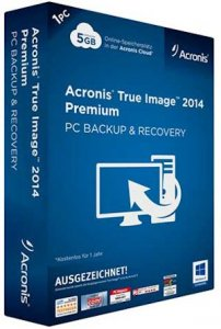 Acronis True Image Home 2014 17 Build 5560 RePack by KpoJIuK (2013) Английский