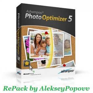 Ashampoo Photo Optimizer 5 5.4.0.6 RePack by AlekseyPopovv (2013) Русский