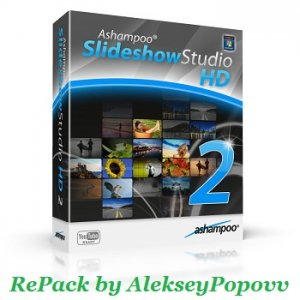 Ashampoo Slideshow Studio HD 2 2.0.6.2 RePack by AlekseyPopovv (2013) Русский