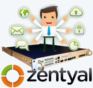 Zentyal Small Business Server 3.2 [amd64] 1xCD
