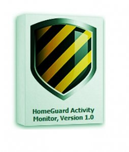 HomeGuard Activity Monitor 1.7.3 (2013) Английский
