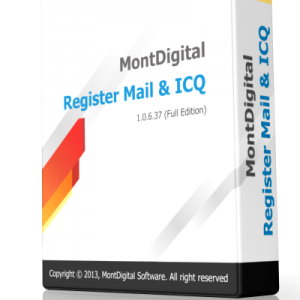 Register Mail and ICQ 1.0.6 37 (2013) Русский