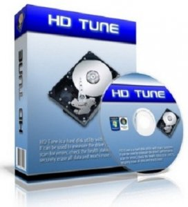 HD Tune Pro 5.50 RePack by Loginvovchyk (2013) Русский