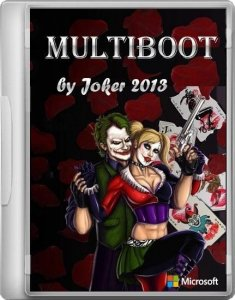 MultiBOOT by Joker 2013 1.8 (2013) Русский