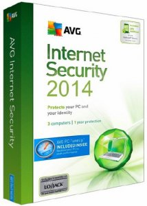 AVG Internet Security 2014 14.0 Build 4117a6638 Final (x86/x64) (2013) Русский присутствует