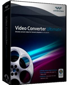Wondershare Video Converter Ultimate 6.6.0 Portable by Valx (2013) Русский присутствует