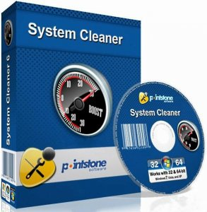 Pointstone System Cleaner 7.3.6.330 (2013) Английский