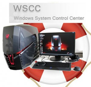 Windows System Control Center 2.1.3.1 + Portable (2013) Английский