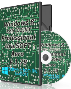 Windows 8 Pro UralSOFT Aero v.1.78 (x86) [2013] Русский
