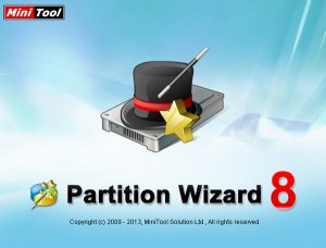 MiniTool Partition Wizard Professional 8.1 (2013) Русский