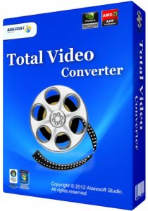 Aiseesoft Total Video Converter Platinum 7.1.8 RePack by AlekseyPopovv (2013) Английский