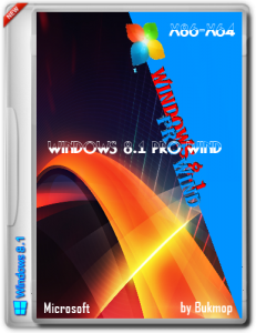 Windows 8.1 Pro Wind by Bukmop (x86x64) (2013) Русский