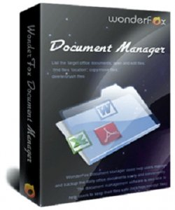 WonderFox Document Manager 1.1 RePack by AlekseyPopovv (2013) Английский