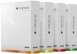 Maxon CINEMA 4D Studio|Visualize|Broadcast|Prime R15.037 Build RC81709 + Content Pack (2013) Русский присутствует