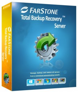 FarStone Total Backup Recovery Server 9.2 Final (2013) Английский