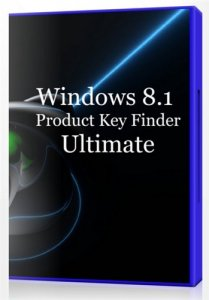 Windows 8.1 Product Key Finder Ultimate 13.09.6 (2013) Английский