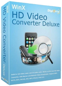 WinX HD Video Converter Deluxe v4.2.1 Build 20130913 (2013) Русский + Английский