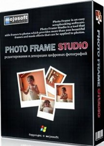 Mojosoft Photo Frame Studio 2.92 Portable by Invictus [Ru/En]