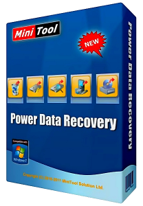 MiniTool Power Data Recovery v6.8 RePack by WYLEK + Portable by Valx (2013) Русский