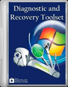 Microsoft Diagnostic and Recovery Toolset (MSDaRT) All in One (05.10.13) (2013) ������� + ����������
