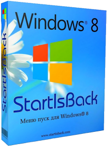 StartIsBack v2.1.2 Final RePack by CRD (2013) Русский + Английский