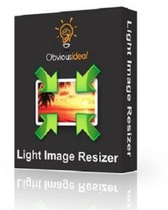 Light Image Resizer 4.5.3.0 RePack by AlekseyPopovv [Multi/Ru]