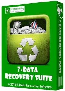 7-Data Recovery suite 2.3 + RePack & Portable by Trovel [Multi/Ru]