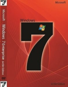 Microsoft Windows 7 Enterprise SP1 x64 RU Lite X-XIII UEFI by Lopatkin (2013) Русский