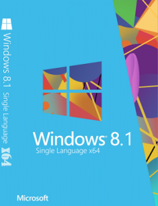 Microsoft Windows 8.1 Single Language 6.3.9600 х64 RU Full Updates X-XIII by Lopatkin (2013) Русский