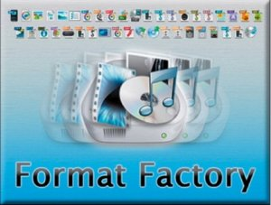 FormatFactory 3.2.0 Portable by Invictus [Multi/Ru]