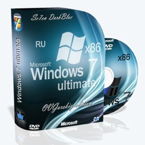 Microsoft Windows 7 Ultimate Ru x86 SP1 7DB by OVGorskiy® 10.2013 (Русский)