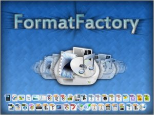 FormatFactory 3.2.0.1 (2013) RePack by D!akov