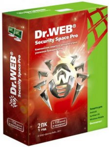 Dr.Web Security Space 9.0.0.10160 Final (2013) ������� ������������