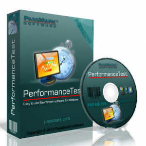 PerformanceTest 8.0 Build 1026 (2013) Английский
