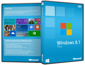 Windows 8.1 Professional Integrate October 2013 (32bit+64bit) (2013) Русский присутствует