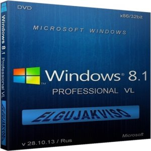 Windows 8.1 Pro x86 Elgujakviso Edition (v28.10.13) �������