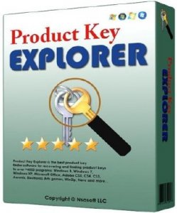 Product Key Explorer 3.5.3.0 (2013) Английский