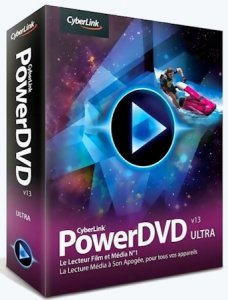 CyberLink PowerDVD Ultra 13.0.3313 RePack by qazwsxe [Ru/En]