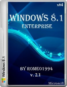 Windows 8.1 Enterprise (x64) v.2.1 by Romeo1994 (2013) �������