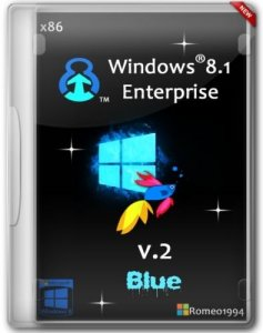 Windows 8.1 Enterprise (x86) v.2 by Romeo1994 (2013) Русский