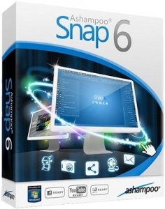 Ashampoo Snap 6.0.10 RePack (& portable) by Mr konon [Ru/En]
