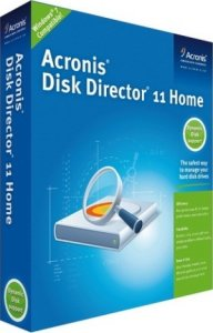 Acronis Disk Director Home 11.0.2343 Final RePack by D!akov [Ru]