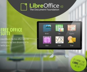 LibreOffice 4.1.3 Stable Portable by PortableApps [Multi/Ru]