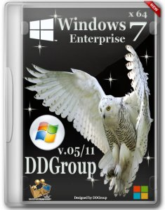 Windows 7 SP1 Enterprise x64 [v.05.11] by DDGroup (2013) Русский