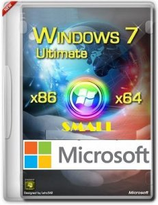 Microsoft Windows 7 Ultimate SP1 x86-x64 RU SM by Lopatkin (2013) Русский