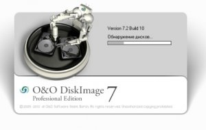 O&O DiskImage Professional 7.2 build 10 RePack by elchupakabra [Ru/En]