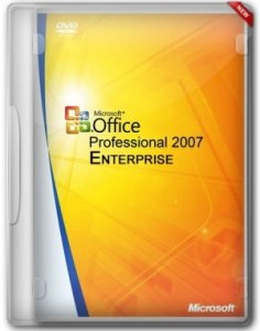Microsoft Office 2007 Enterprise SP3 12.0.6683.5000 RePack & (Portable) by D!akov (10.2013) [Ru]