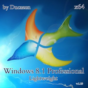 Windows 8.1 Professional x64 Lightweight v.1.13 by Ducazen(2013) Русский