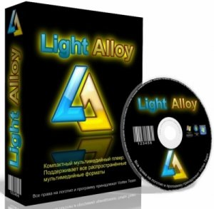 Light Alloy 4.7.4 Build 370 Final + Portable [Multi/Ru]