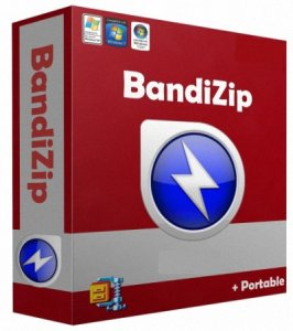BandiZip 3.09 + Portable [Multi/Ru]
